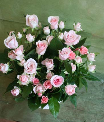 スタンド花 花束 花ギフト 花を贈る フラワーギフト 誕生日花27baranoarrange
