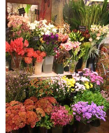 スタンド花 花束 花ギフト 花を贈る フラワーギフト 誕生日花mise-hidari