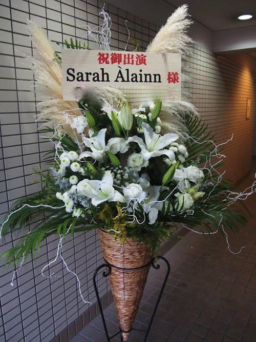 スタンド花 カノシェ|東京 横浜 大阪 全国へお届け白寿ホール