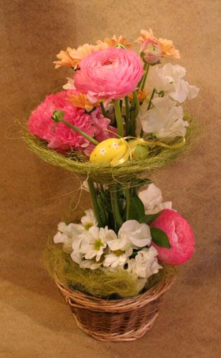 スタンド花 花束 花ギフト 花を贈る フラワーギフト 誕生日花nemotosan-e-suta-