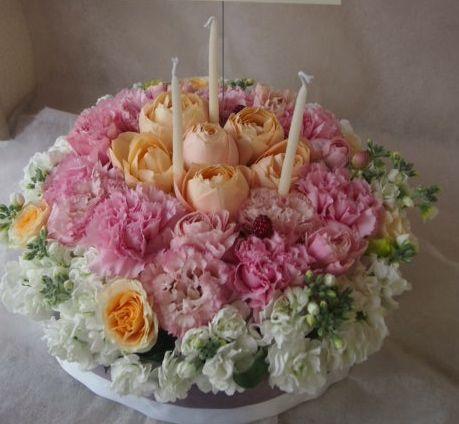 HAPPY BIRTHDAY! ラブリーケーキ