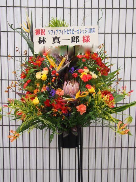 秋~冬(10月11月12月)のスタンド花|スタンドフラワー カノシェ59249 (2)