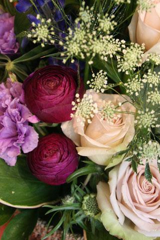スタンド花 花束 花ギフト 花を贈る フラワーギフト 誕生日花デザート