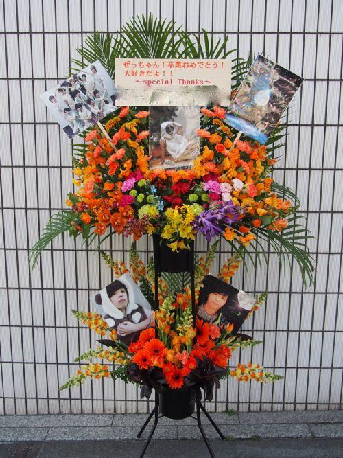 スタンド花 カノシェ|東京 横浜 大阪 全国へお届け60799