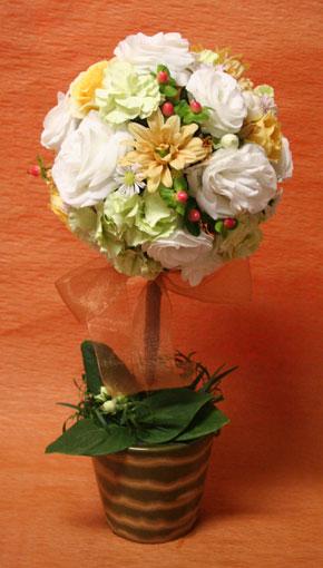 スタンド花 花束 花ギフト 花を贈る フラワーギフト 誕生日花おおばさん トピ