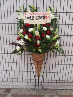 赤坂アクト バラ