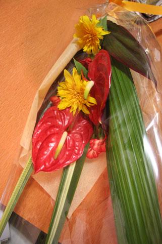 スタンド花 花束 花ギフト 花を贈る フラワーギフト 誕生日花さやかさん花束