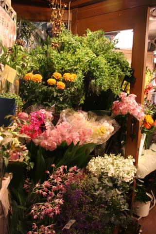 スタンド花 花束 花ギフト 花を贈る フラワーギフト 誕生日花入り口