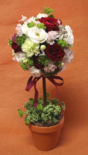 スタンド花 花束 花ギフト 花を贈る フラワーギフト 誕生日花いじちさん とぴ
