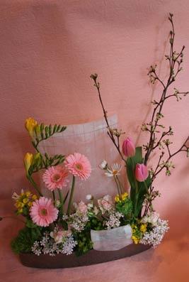 湯野さん桜