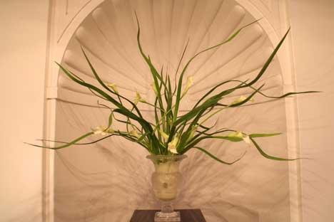 スタンド花 花束 花ギフト 花を贈る フラワーギフト 誕生日花カラー