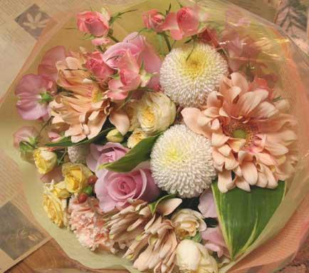 スタンド花 花束 花ギフト 花を贈る フラワーギフト 誕生日花冬の