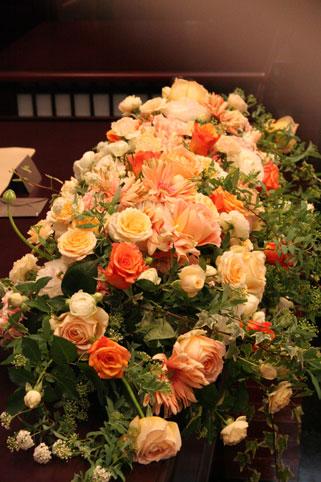 スタンド花 花束 花ギフト 花を贈る フラワーギフト 誕生日花main-yoko