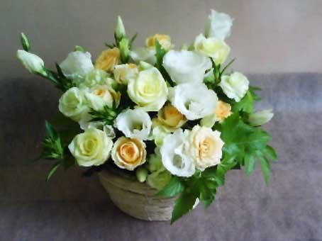 スタンド花 花束 花ギフト 花を贈る フラワーギフト 誕生日花kiiro