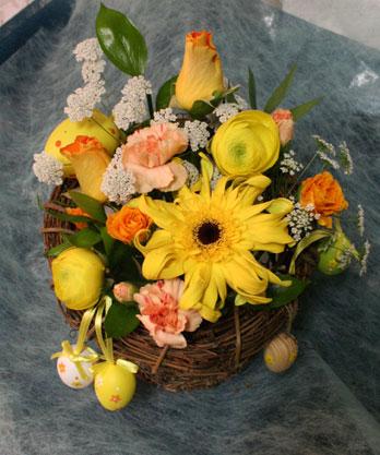 スタンド花 花束 花ギフト 花を贈る フラワーギフト 誕生日花oobasan-i-suta-