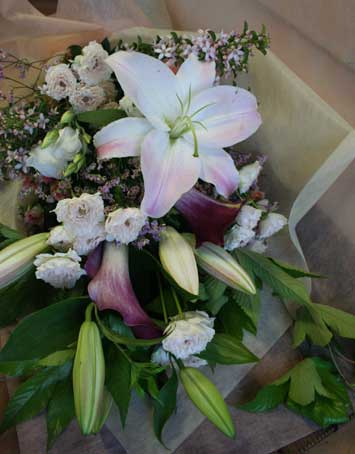スタンド花 花束 花ギフト 花を贈る フラワーギフト 誕生日花kara-