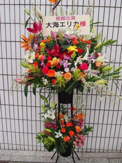 赤坂レッドシアタースタンド花
