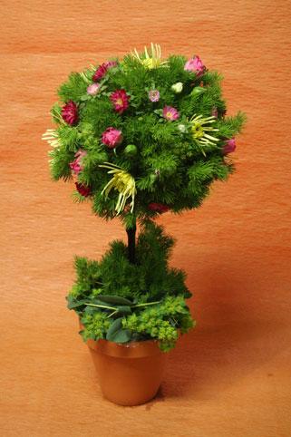 スタンド花 花束 花ギフト 花を贈る フラワーギフト 誕生日花ふくにしさんトピ