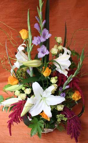 スタンド花 花束 花ギフト 花を贈る フラワーギフト 誕生日花aki-yuri