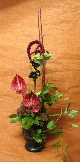 スタンド花 花束 花ギフト 花を贈る フラワーギフト 誕生日花アンス