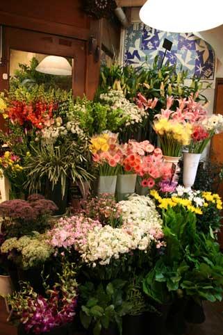 スタンド花 花束 花ギフト 花を贈る フラワーギフト 誕生日花ガーベラ