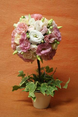 スタンド花 花束 花ギフト 花を贈る フラワーギフト 誕生日花さやかさん トピ