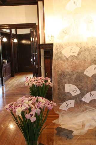 スタンド花 花束 花ギフト 花を贈る フラワーギフト 誕生日花菖蒲