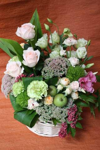 スタンド花 花束 花ギフト 花を贈る フラワーギフト 誕生日花lady