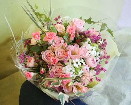 スタンド花 花束 花ギフト 花を贈る フラワーギフト 誕生日花chika