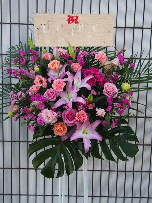 スタンド花 カノシェ|東京 横浜 大阪 全国へお届け王子ホール