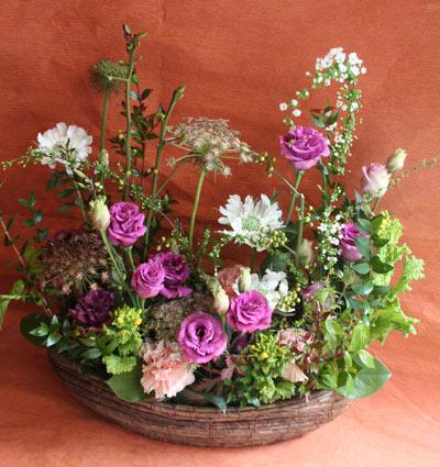 スタンド花 花束 花ギフト 花を贈る フラワーギフト 誕生日花スカビ