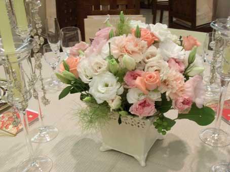 スタンド花 花束 花ギフト 花を贈る フラワーギフト 誕生日花卓上p