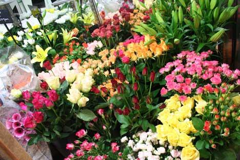 スタンド花 花束 花ギフト 花を贈る フラワーギフト 誕生日花keeper
