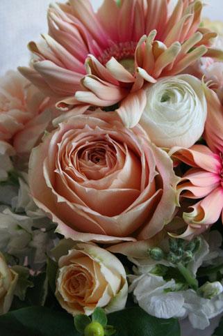 スタンド花 花束 花ギフト 花を贈る フラワーギフト 誕生日花キャラメル