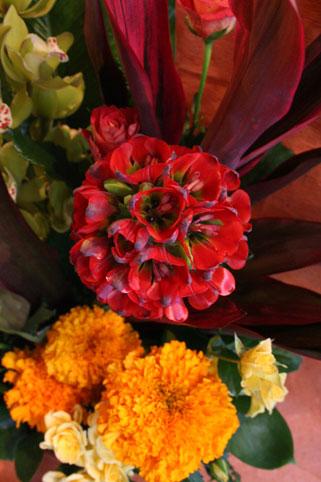スタンド花 花束 花ギフト 花を贈る フラワーギフト 誕生日花めリア
