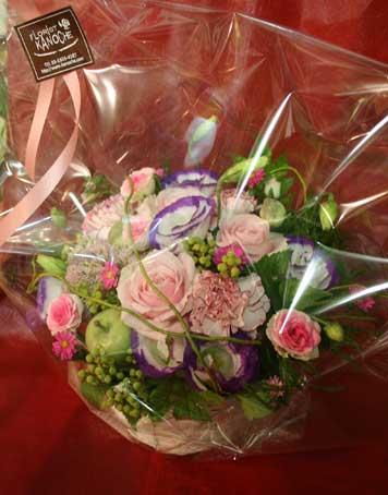 スタンド花 花束 花ギフト 花を贈る フラワーギフト 誕生日花murapasu