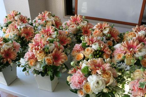 スタンド花 花束 花ギフト 花を贈る フラワーギフト 誕生日花takujyou-atorie