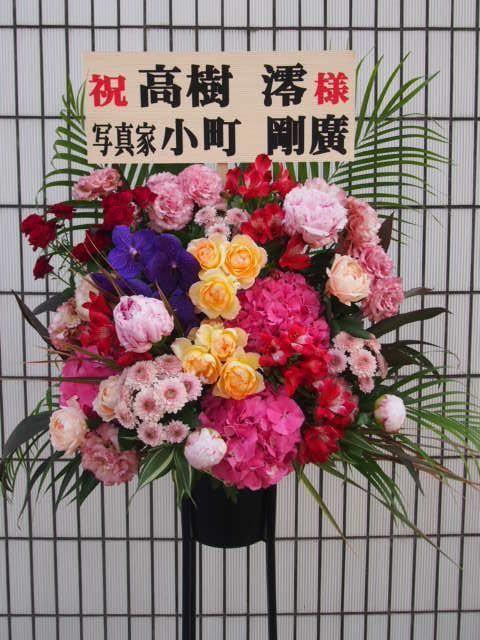 フラスタ|スタンド花|カノシェ話題|日本橋三井ホール