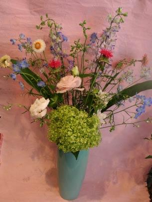 えみこさん花瓶
