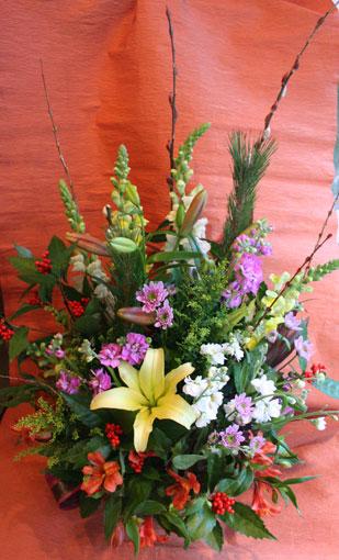 スタンド花 花束 花ギフト 花を贈る フラワーギフト 誕生日花sama